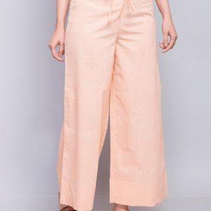 Cotton Cambric Khari Printed Ijar Pant