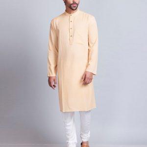 Cotton Surbhi Dobby Long Kurta
