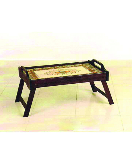 Phenomenal Breakfast Table Folding Printed Fabindia Home Interior And Landscaping Transignezvosmurscom