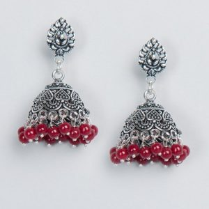 Metal Amna EGS 3765 Jhumka Earrings