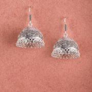 Metal Amna EGS 3436 Jhumka Earrings