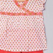 Cotton Buti Printed Salwar Set